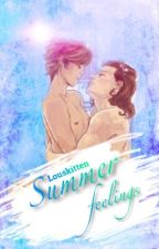 Summer feelings »Larry Stylinson by louskitten