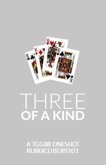 Three of a Kind (Wattys 2016)