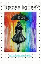 Chica Busca Chica. by SkyMerLiu