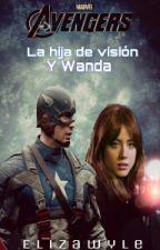 La Hija De Visión Y Wanda(steve Rogers)  by Elizawyle3