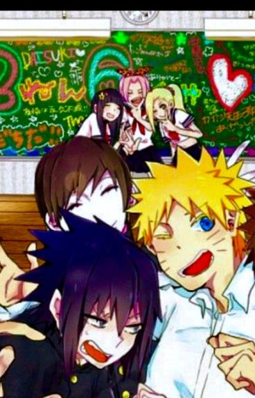Konoha High: That Girl [naruto!various x reader]