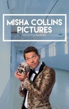 MISHA COLLINS PICTURES ➵ spn by pastelnovak