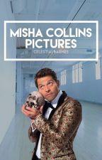 MISHA COLLINS PICTURES ➵ spn by pastelnovak