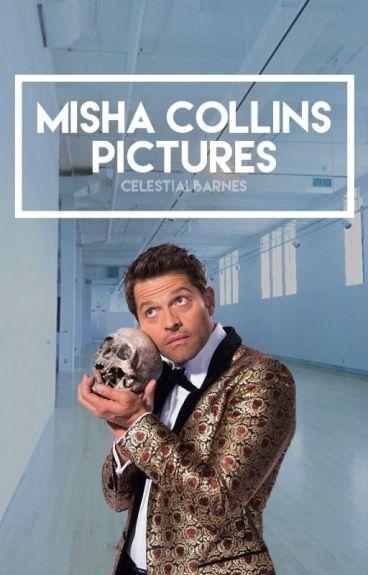 Misha Collins Pictures