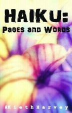 HAIKU: Pages and Words by KiethHarvey