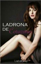 LADRONA DE CORAZONES by Luz-Grey