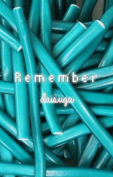 DaiSuga - Remember