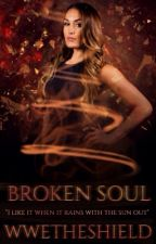Broken Soul • book one (complete)  by wwetheshield