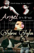 Angel In The Ambrose Asylum ❤ | Kendall Jenner // Dean Ambrose by wwepurplevixen