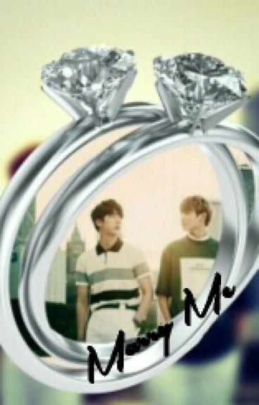 Marry Me - Jinkook