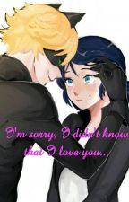 Przepraszam, że Cię kocham.../ miraculous by NikolBroken