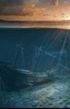 Shipwreck  by kiteflybird