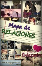 Mapa de Relaciones(Todas mis historias) by Mei027
