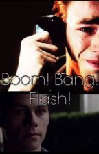 Boom! Bang! Flash! | Starry Allenski by starrystiklaus_books