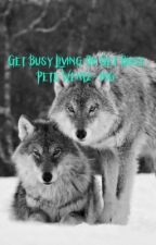 Get Busy Living or Get Busy Pete Wentz-ing (Peterick) by MyAmericanPsycho