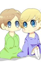 Garroth X Laurence ( xD I had to ) by AngelinaEnglish