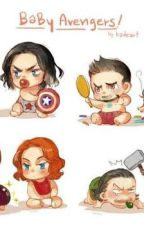 The Baby Avengers by hellcat5000