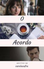 O Acordo  by AnaCaroliina_