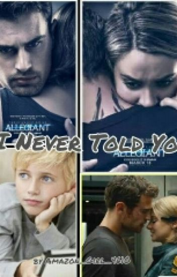 I Never Told You