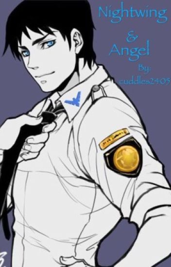 Nightwing & Angel (Nightwing/Dick Grayson)(Sequel)
