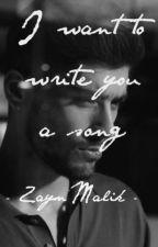 I want to write you a song เพลงของเธอ (Zayn Malik) by JinkJirapun
