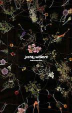 JEEBLY WINKERS! ▷ TEEN WOLF by wakandasoldier