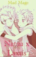 Laxus X Natsu  by Hakari_loves
