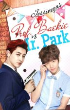 Prof. Baekie vs Mr. Park by Jessinegas
