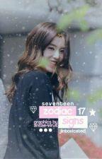 zodiac signs → seventeen by aichoo-