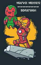 Marvel Memes! by elfprincess114