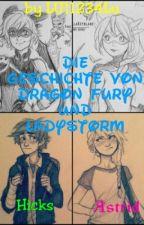 Die Geschichte von Dragon Fury und Ladystorm by SampleKura