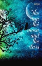 The sun the moon and the stars  by Abbey_rose_xx