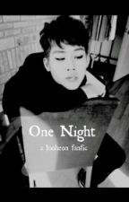One Night - Jooheon by adorejooheon