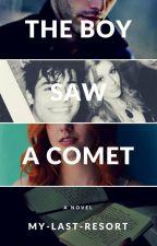 The boy saw a comet [ Clalec AU] by my-last-resort