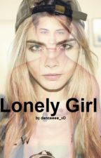 Lonely Girl by danceeee_xD