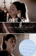 Love Jen | Sam Winchester ✓ by obliviates