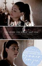 Love, Jen | Sam Winchester [ C O M P L E T E D ] by obliviates