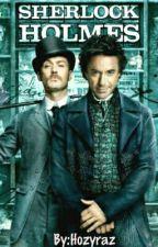 Sherlock Holmes by Hozyraz