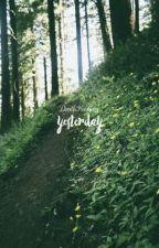Yesterday | ✺ Taeseok by DarthNewtmas
