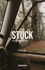 STUCK by rikanggraenii