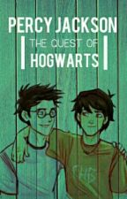 PERCY JACKSON: The Quest Of Hogwarts  by JJ-STYLE