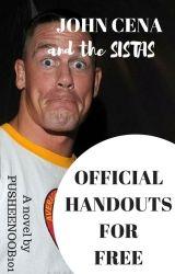 John Cena and the sistas by Snoopynoob101