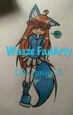 Wasze FanArty, Dla Mnie ;3 by Milena545