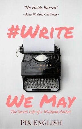 #WriteWeMay by pixenglish
