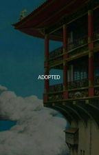 adopted ¦ got7  by honeycchi