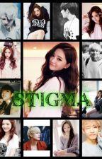 Stigma | BTS V by kookiVsuga