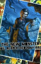 Reaper The Dummy, The New Monster by reaperthedummy1992