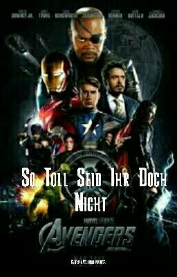 Avenger: So Toll Seid Ihr Doch Nicht