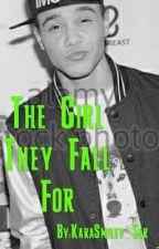 The Girl They Fall For (Dana Vaughns/ IM5 Fan Fiction) by KaraMin_Army5er