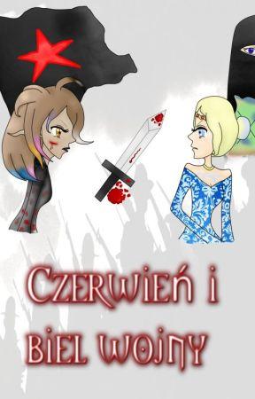 Czerwień i biel wojny by CrejziRebel